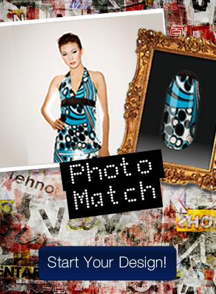 Match YOUR nails to your photos!